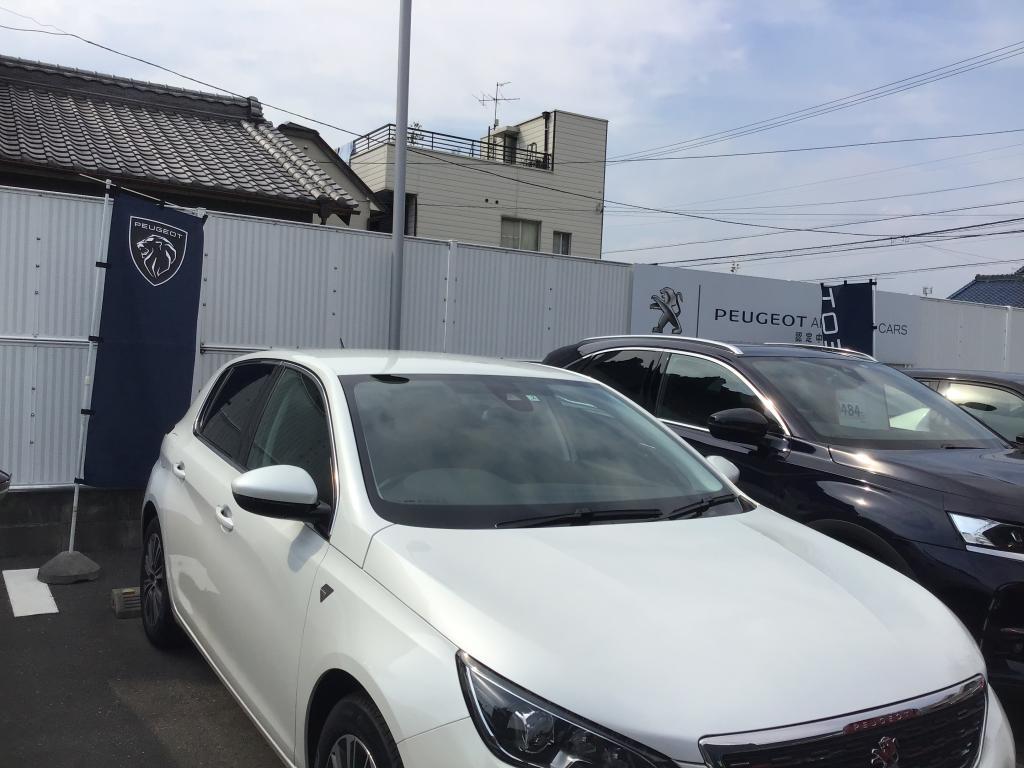 プジョー名古屋中川~認定中古車~